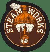 Steamworks Brew Pub Vancouver Logo