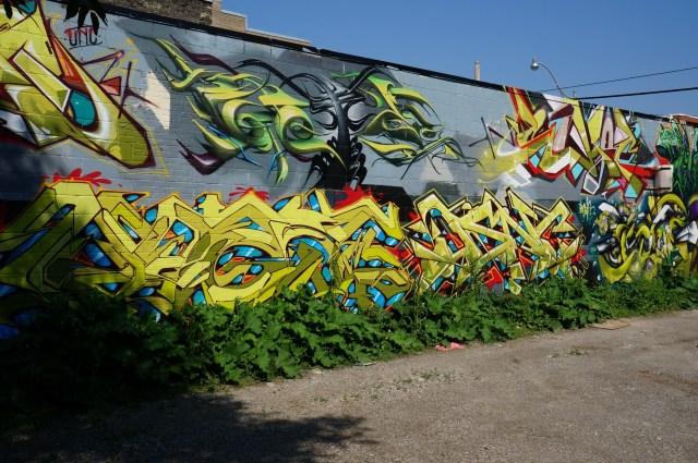 Toronto Graffiti Photo Essay2