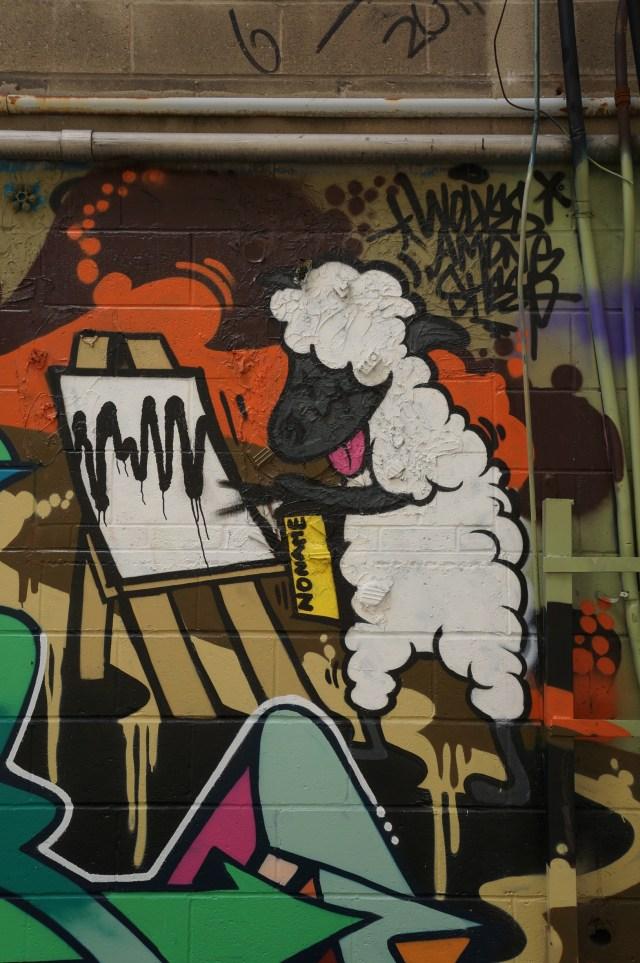 Toronto Street Art Graffiti 48