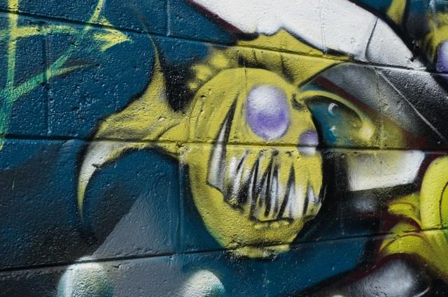 Toronto Street Art Graffiti 5