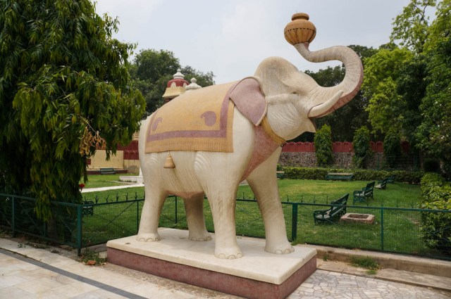 Laxmi Narayan Birla Mandir 5-1