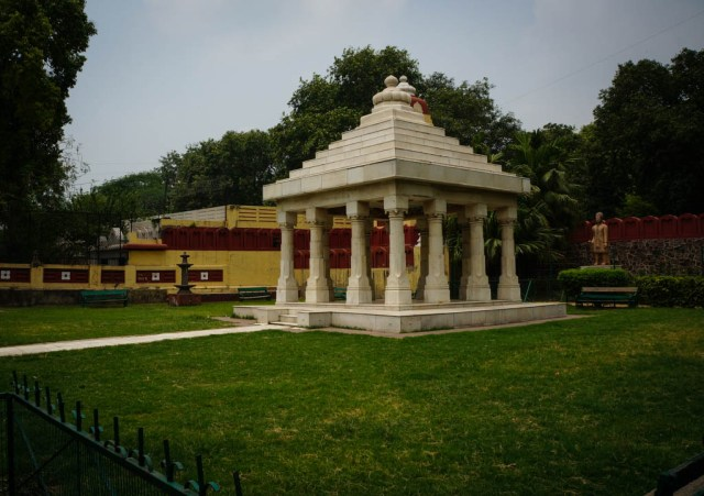 Laxmi Narayan Birla Mandir 6-1