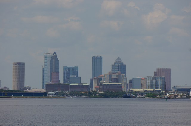 The Tampa Bay Skyline