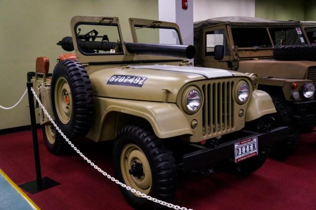 Miami Automobile Museum Dezer Collection 49-1
