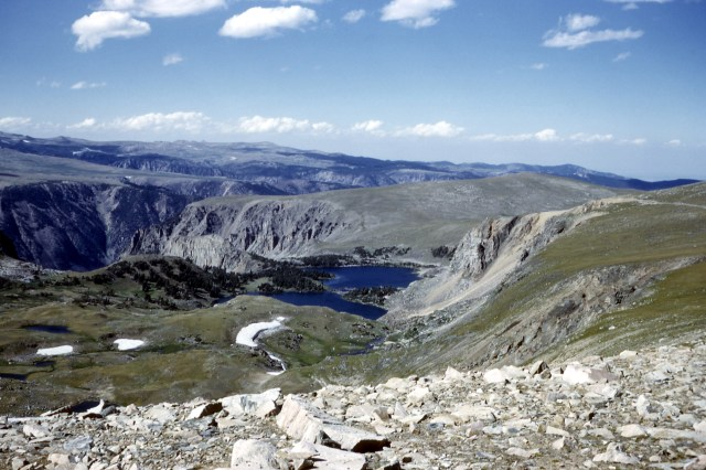 Beartooth Highway R Robinson No date