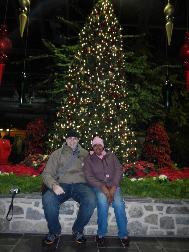 Christmas at the Calgary Zoo