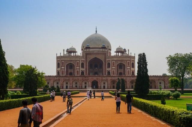 Guide to Humayun's Tomb  New Delhi