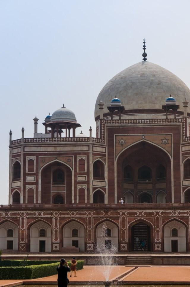 Humayun Tomb Delhi India 6