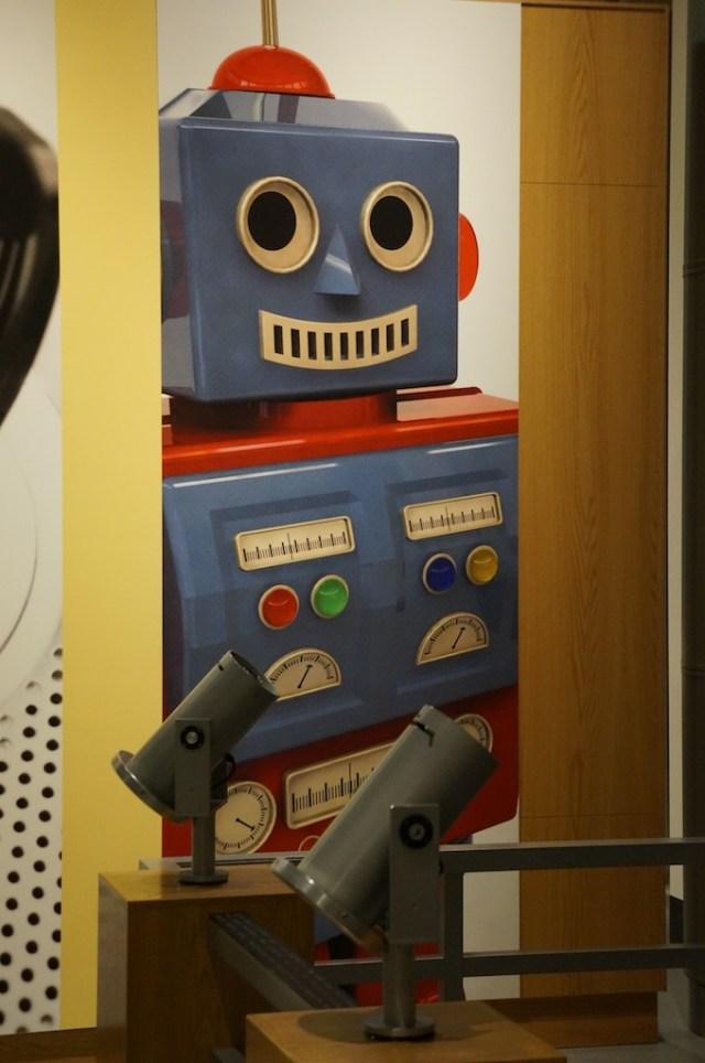 Robots need love too!