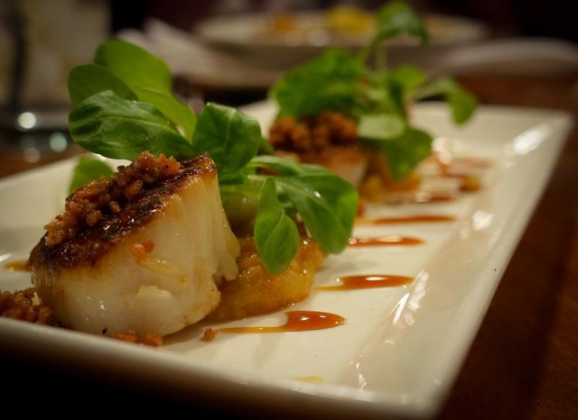 Seared Scallop Phillips Seafood_