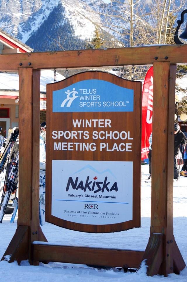 Telus Winter Sports School Nakiska