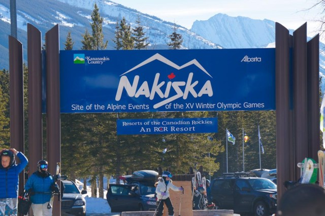 Snowboarding Lessons at Nakiska Mountain Canmore