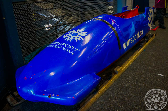 Winsport Bobsleigh