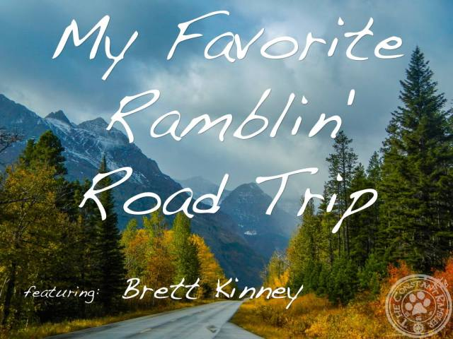 Road Trip Brett Kinney