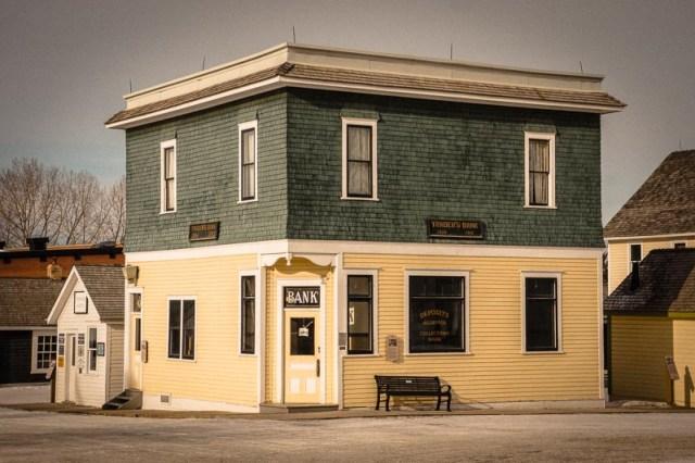 Heritage Park Trader's Bank