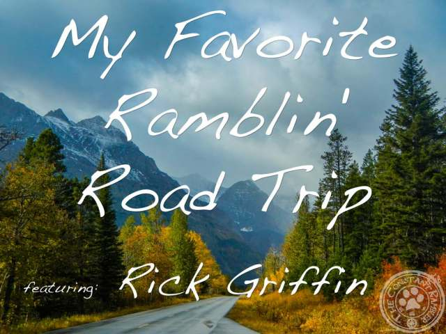 My Favorite Road Trip Rick Griffin