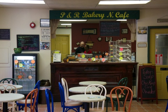 P & R Bakery and Cafe