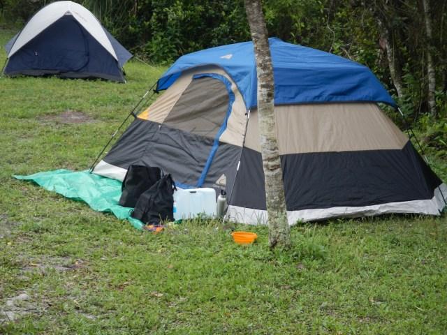 Camping in Corbett