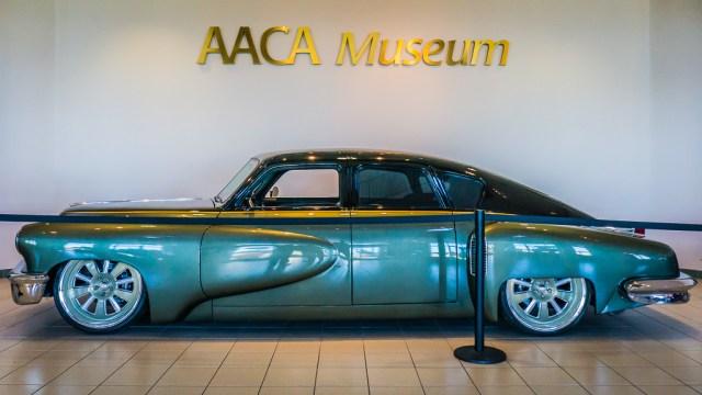 AACA Museum Lobby