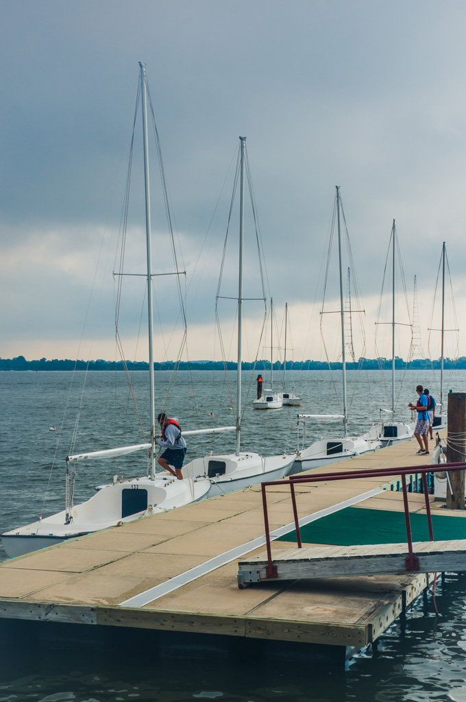 Annapolis Sailing School Review
