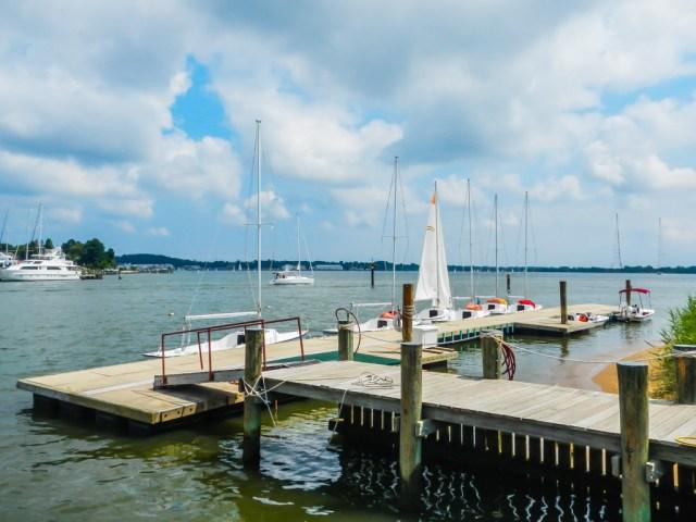Annapolis Sailing School 080