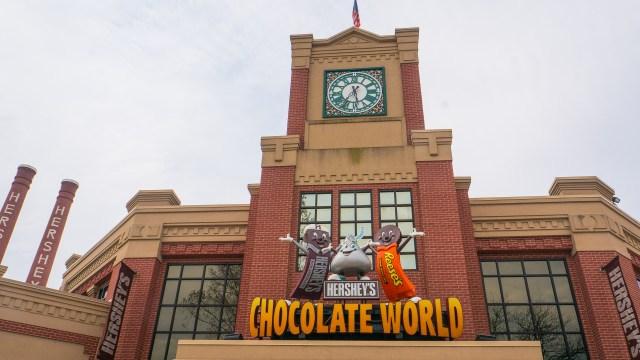 Hershey Chocolate World 025