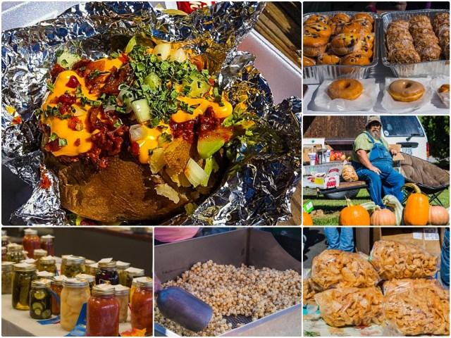 Autumn Harvest Festival Food