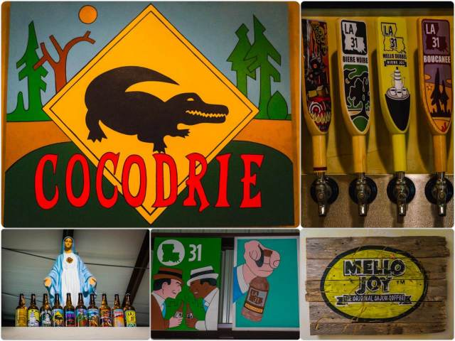 Bayou Teche Brewery Lafayette Louisiana