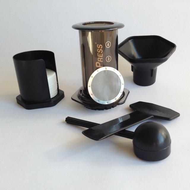 Gift Guide Travel Coffee Maker