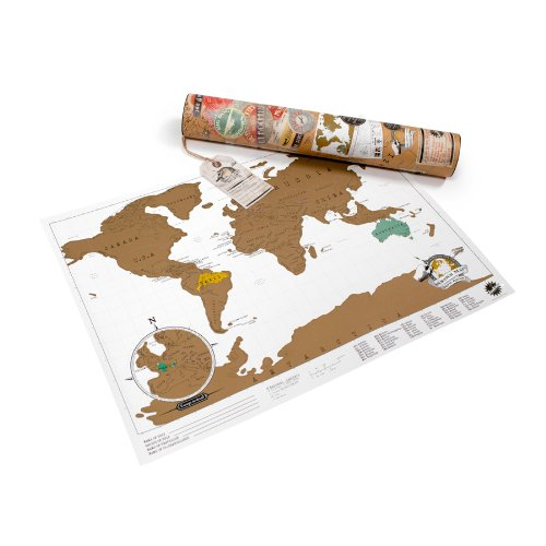 Gift Guide Travel Map