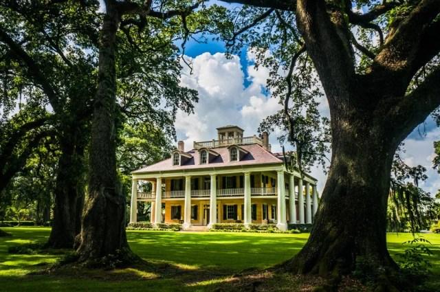 Houmas House Plantation tour