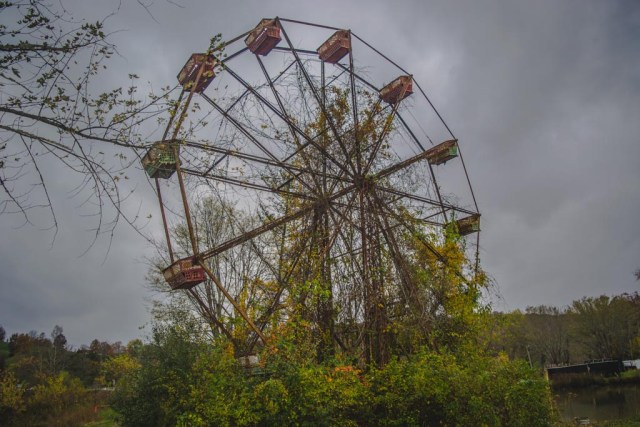 Lake Shawnee Ferris Wheel