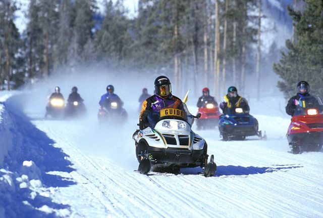 Snowmobile Gear Buying Guide