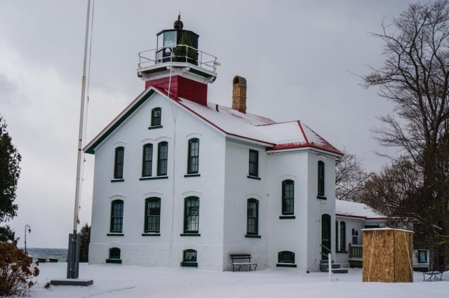 Traverse City Light House