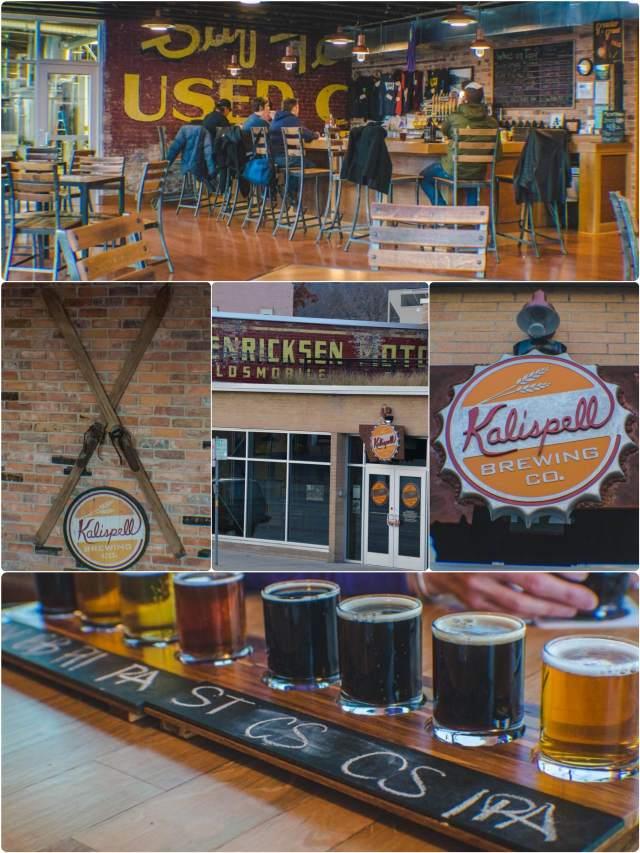 Kalispell Brewing Company Montana