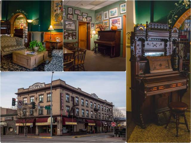 Kalispell Grand Hotel