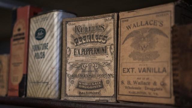 Cass Scenic Railroad Antiques
