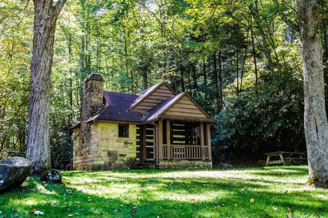 Watoga State Park Cabin 2