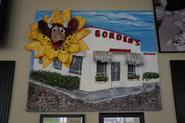 Borden's Wall Art
