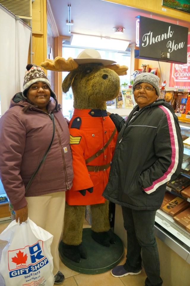 Shopping in Banff