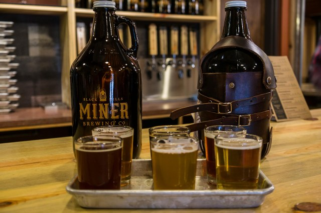 MIner Brewing South Dakota