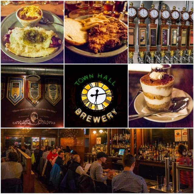 Town Hall Brewery Minneapolis