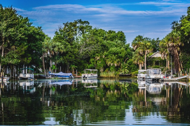 """A taste of """"Old Florida"""" on the Crystal River"""