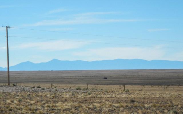 Cruising through New Mexico