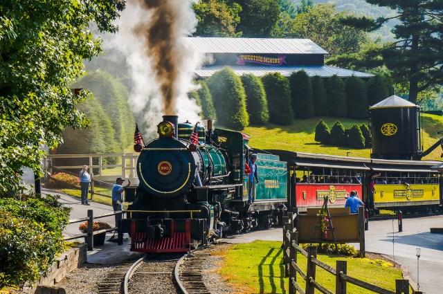 Tweetsie Railroad - Boone, North Carolina