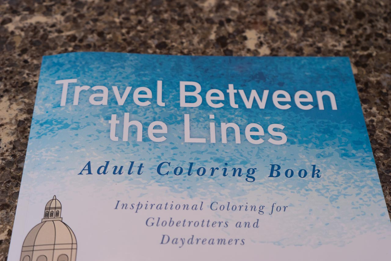 Our Friends Over At Wandertooth Called Travel Between The Lines See Why This Book Is An Awesome Way To Get Into Coloring And Enter Win A Free Copy
