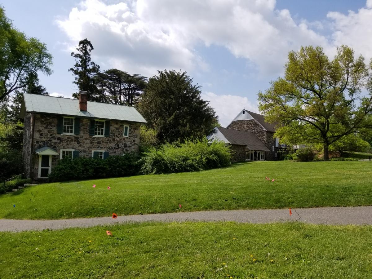 Tyler Arboretum The Constitutional Walking Tour Of Philadelphia