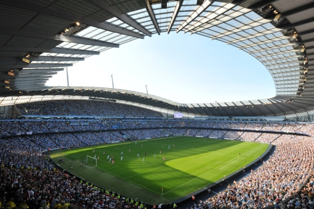 Man City Plans Etihad Stadium Expansion