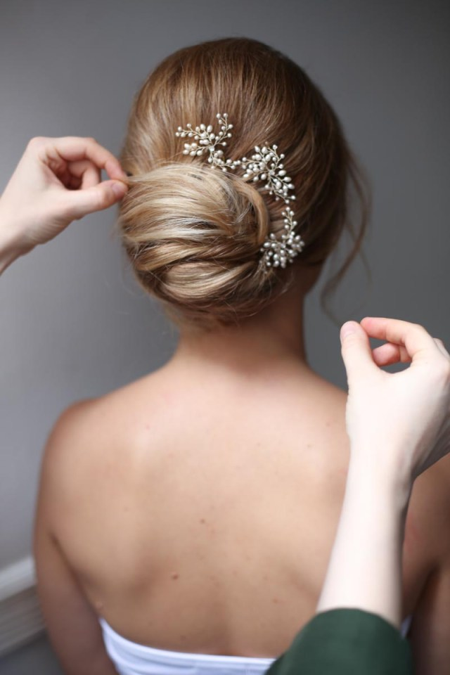 5 absolutely gorgeous romantic wedding hairstyles - the