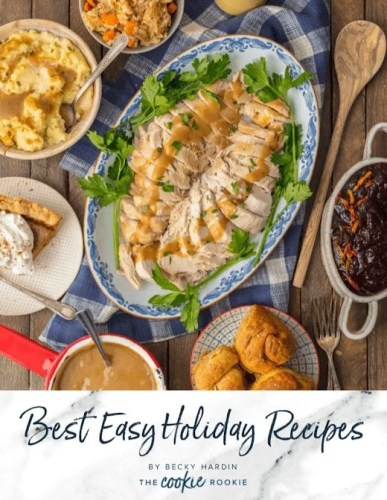 Best Easy Holiday Recipes for Thanksgiving, Christmas, and more